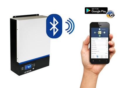 Hybrydowy Inwerter solarny Off-Grid ESB 6kW-24 Inwerter solarny Off-Grid 6 kW do pracy z baterią lub bez