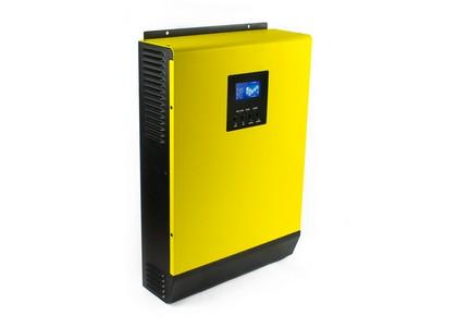 Hybrydowy inwerter solarny On-Grid / Off-Grid HPS 3kW-48 Hybrydowy inwerter solarny On-Grid / Off-Grid HPS 3kW do pracy z baterią lub bez