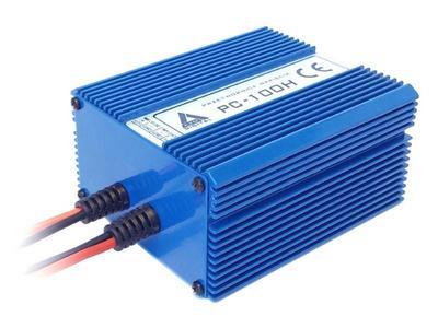 Przetwornica napięcia  10÷30 VDC / 13.8 VDC