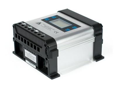 Solarny regulator ładowania MPPT 12/24 - 20A wyświetlacz LCD