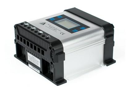 Solarny regulator ładowania MPPT 12/24 - 30A wyświetlacz LCD Solarny regulator ładowania MPPT 30A z wyświetlaczem LCD